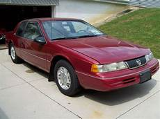 how things work cars 1992 mercury cougar on board diagnostic system 1992 mercury cougar cars for sale