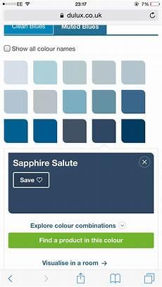 sapphire blue navy blue dulux paint paint in 2019