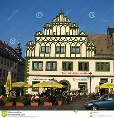 Tourist Information Center At Weimar Editorial Image