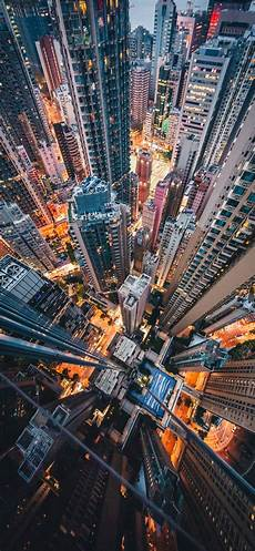 Iphone Wallpaper City Hd by Reflections Iphone X Wallpaper Skyscraper Building