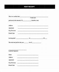 rent receipt 26 free word pdf documents