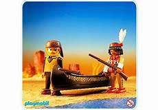 Playmobil Ausmalbilder Indianer Indianer Und Trapper Mit Kanu 3397 A Playmobil