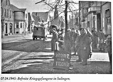 Zwangsarbeiter Und Kriegsgefangene In Sulingen 1939 1945