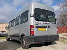 renault master 2005 clubbus photo and specs