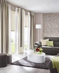 gardine wohnzimmer gardinen sonnenschutz plissee livingreet modern von