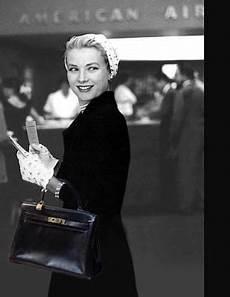 grace and hermes bag 1950s gk grace