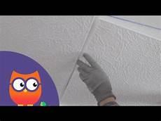 Dalles De Plafond En Polystyrène Poser Des Dalles De Plafond D 233 Coratives Ooreka Fr