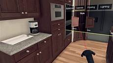 virtual reality kitchen remodel youtube