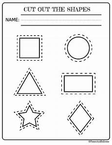 free printable shapes worksheets for toddlers and preschoolers shapes worksheets printable