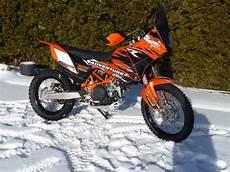 Umgebautes Motorrad Ktm 690 Enduro R Br 228 Uer