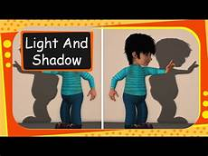 science light and shadow basic english youtube