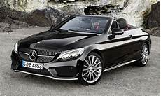 Mercedes C Class Cabriolet Unveiled Drops Top For Summer