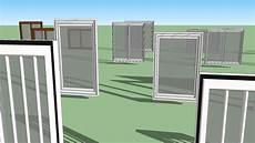 fenetre pvc ou bois 3d warehouse