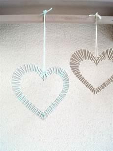 valentinsherzen einmal anders gestalten kreativ