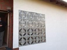 Glasbausteine Durch Richtige Fenster Ersetzen Bauanleitung