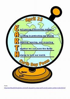 rhyming worksheets 18447 05 earth day poem worksheet