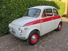 Fiat Nuova 500 Sport 1958 1960