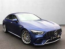 Used 2019 Mercedes Benz AMG GT 63 S 4Matic  4dr Auto