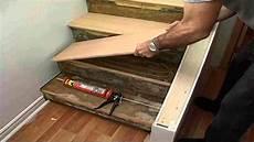 habiller un escalier en bois soi même escaliers r 233 paration