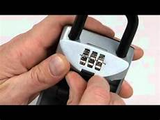 Operating The Master Lock 5406d Safespace 174 Portable Lock