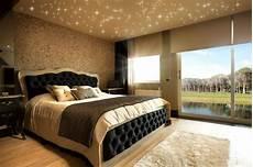 sternenhimmel im schlafzimmer sternenhimmel in decke mit led warmwei 223 modern