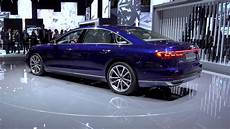 2018 Audi A8 At The Audi Summit Brand Space Footage