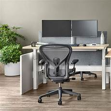 8 Office Designs Featuring Herman Miller Chairs
