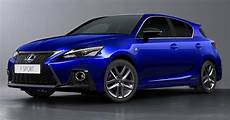 Lexus Ct 200h Hybrid - 2018 lexus ct 200h revealed with new styling tech
