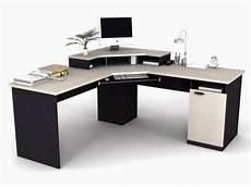 inneneinrichtung bueromoebel design schwarz nett l f 246 rmiger schreibtisch b 252 rom 246 bel design