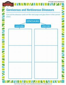 dinosaurs worksheets for 6th graders 15402 carnivorous and herbivorous dinosaurs worksheet sod