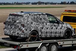 BMWs New Compact Activity Tourer CAT Spotted For First