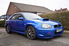 Used 2004 Subaru Impreza Sti Wrx Sti Type Uk For Sale In