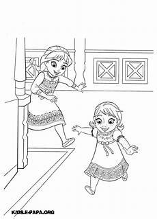 Kinder Malvorlagen Und Elsa Ausmalbilder Elsa Und