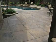sted concrete nh ma me decorative patio pool deck