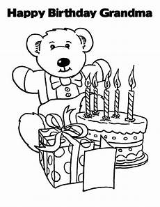 happy birthday coloring pages best place to color