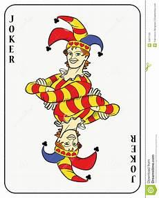 symmetric joker stock vector illustration of laughing