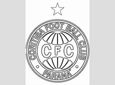 Coritiba Foot Ball Club coloring page   Coloring pages