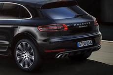 New Porsche Macan Suv Priced From 50 895 In The Usa
