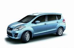 Cars Lengthened Suzuki Swift Becomes Maruti Ertiga