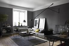 Wandfarbe Grau Wohnzimmer - wandfarbe grau modernes wohnzimmer freshouse