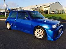 renault r5 gt turbo dimma renault 5 gt turbo 13 months mot in holyhead isle of anglesey gumtree