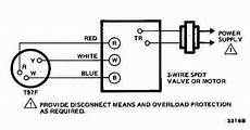 honeywell heat only wiring diagram room thermostat wiring diagrams for hvac systems