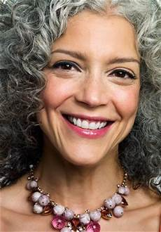 i hope my curls and gray hair turn out this well hair hair hair pinterest beautiful