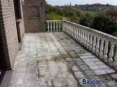 rendre une terrasse étanche refaire une 233 tanch 233 it 233 de terrasse