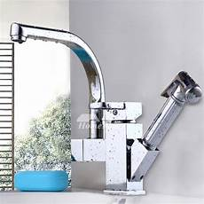 affordable kitchen faucets cheap kitchen faucets pull out spray silver chrome centerset best