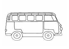 Malvorlagen Autos Vw Kinder Malvorlagen Ausmalbilder Autos Lastwagen Fahrzeuge