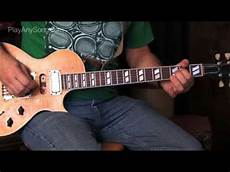 Beat It How To Play Beat It By Michael Jackson On Guitar