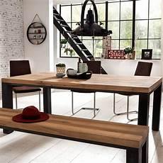 esszimmertisch massivholz esstisch eiche massiv esszimmertisch 200 x 100 cm tisch