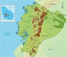 ubicacion de los simbolos naturales en el mapa de venezuela mapa sistema nacional de 193 reas protegidas del ecuador