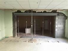 prix ouverture mur porteur parpaing ouverture dans mur porteur pour porte de garage